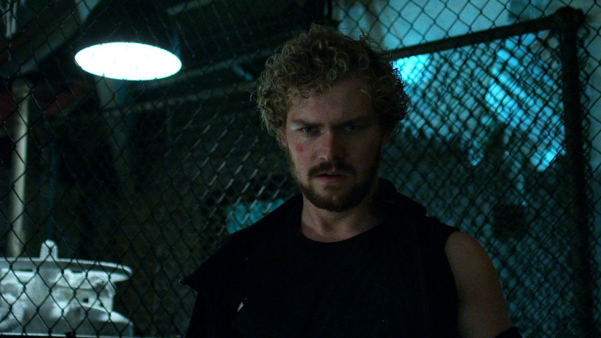 Danny rand is really a bad person, and 18 other ideas i'd as you're watching 'iron fist' shall we be stuck