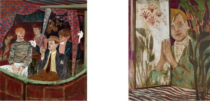 Hernan bas - exhibitions - lehmann maupin factual components