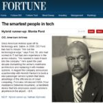The 50 smartest individuals tech